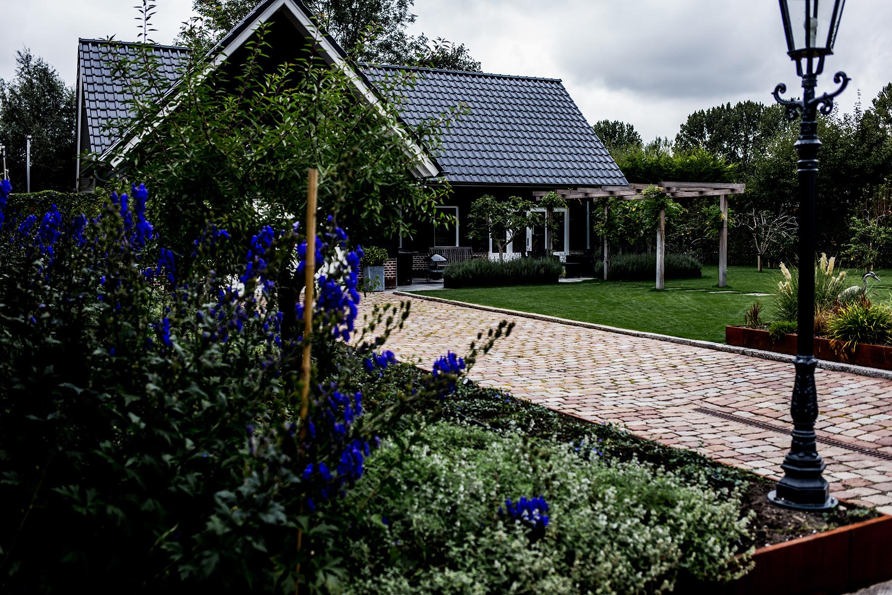 Landelijke villa, complete renovatie